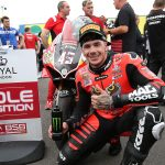 Scott Redding storms to Thruxton pole