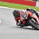 Scott takes double victory at Donington