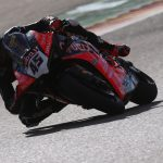 Scott finishes Aragon WorldSBK test on top