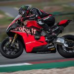 Scott second in productive Portimao test