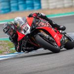 Scott positive with two day Jerez test despite mixed weather conditions
