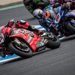 Scott notches up first WorldSBK podium with third place in Phillip Island race 1