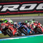 Scott takes three podiums in his first WorldSBK weekend