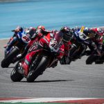 Scott takes seventh in difficult Race 1 at Portimao