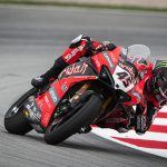 Scott Redding ninth in a rain hampered opening day of free practice at the Catalunya Round