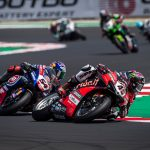 Scott finishes fourth in Misano on Saturday after a difficult race