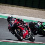 Scott places fourth in Superpole Race and Race 2 at Misano