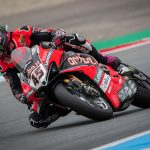 Solid Friday for Scott Redding, third in free practice for the Dutch round