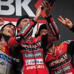 Scott takes stunning Race 1 win in Barcelona