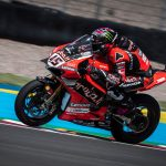 Scott second on opening day in Argentina