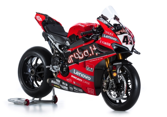 Aruba.it Ducati Launch 2020