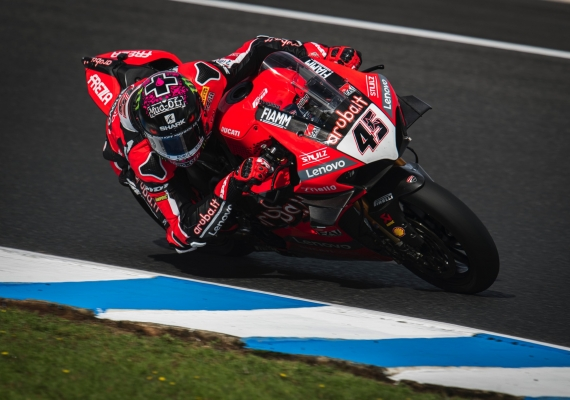 Phillip Island Test 2020