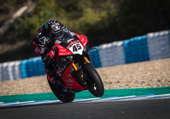 Jerez Test November 2019