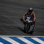 Scott gets to grips with 'technical' Buriram track as Thai MotoGP test gets underway