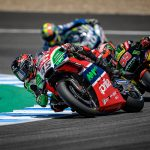Scott Redding finishes in the points at Jerez