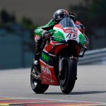 Scott Redding takes points finish at the Sachsenring