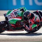 Scott Redding lines up on seventh row of the Aragon grid
