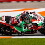 Scott starts from the eighth row in Valencia finale