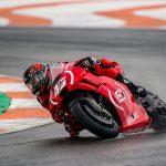 Scott Redding finishes eleventh in chaotic rain-hit Valencia GP