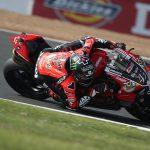 Front Row For Scott Redding At Silverstone