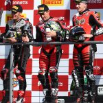 Scott completes strong Brands weekend with race 2 podium